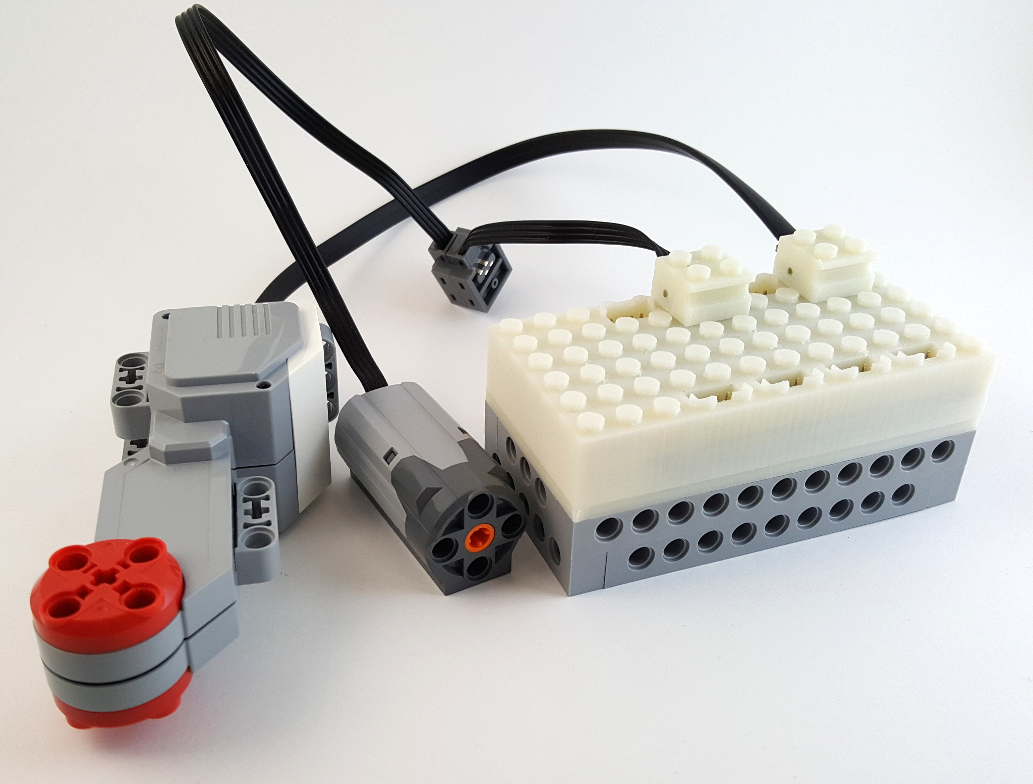 Drives LEGO motors